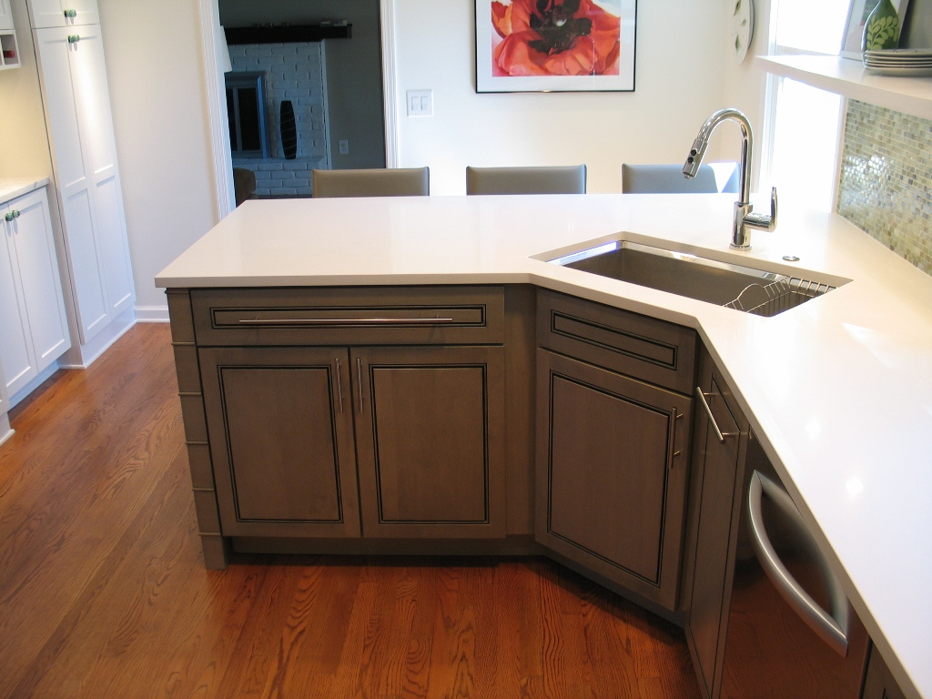 title | Kitchen Sink Corner Cabinet