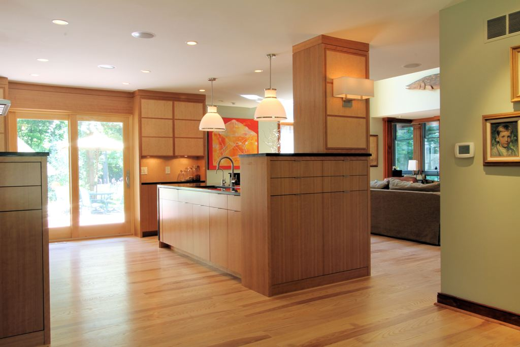 Modern Kitchen Remodel in Indianapolis | WrightWorks LLC IN on Kitchen Remodel Modern  id=99580