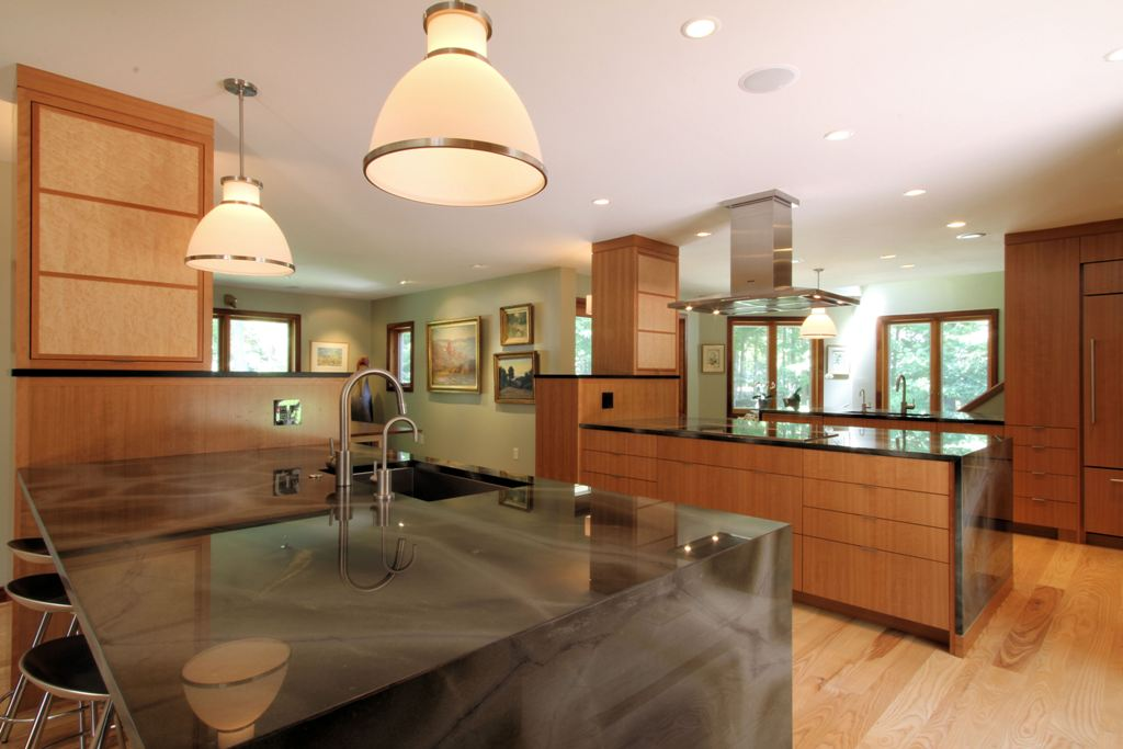 Modern Kitchen Remodel in Indianapolis | WrightWorks LLC IN on Kitchen Remodel Modern  id=25617