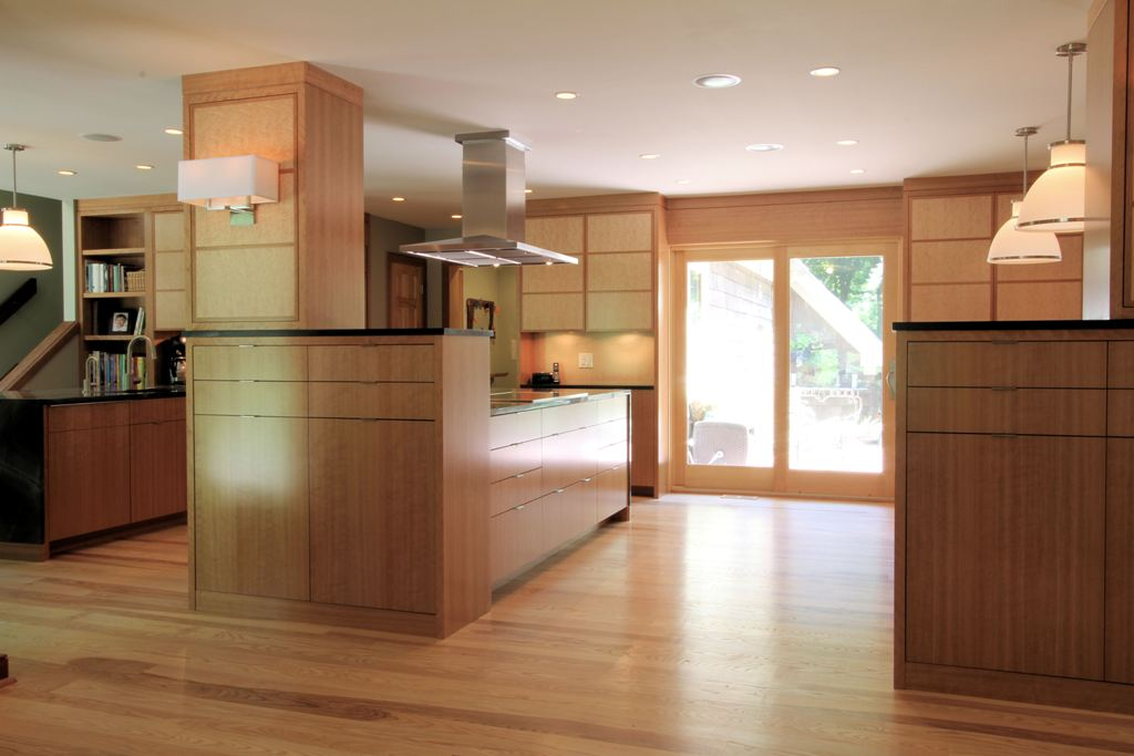 Modern Kitchen Remodel in Indianapolis | WrightWorks LLC IN on Kitchen Remodel Modern  id=39094